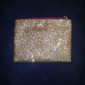 Glitter small purse